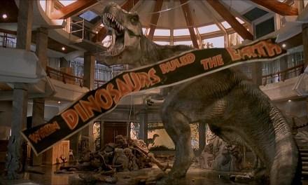 Top 5 Fictional Tyrannosaurs