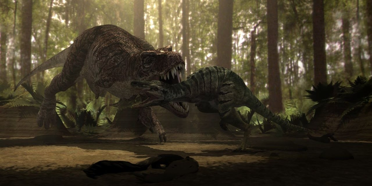 Cooler Versions of Your Favourite Dinosaurs