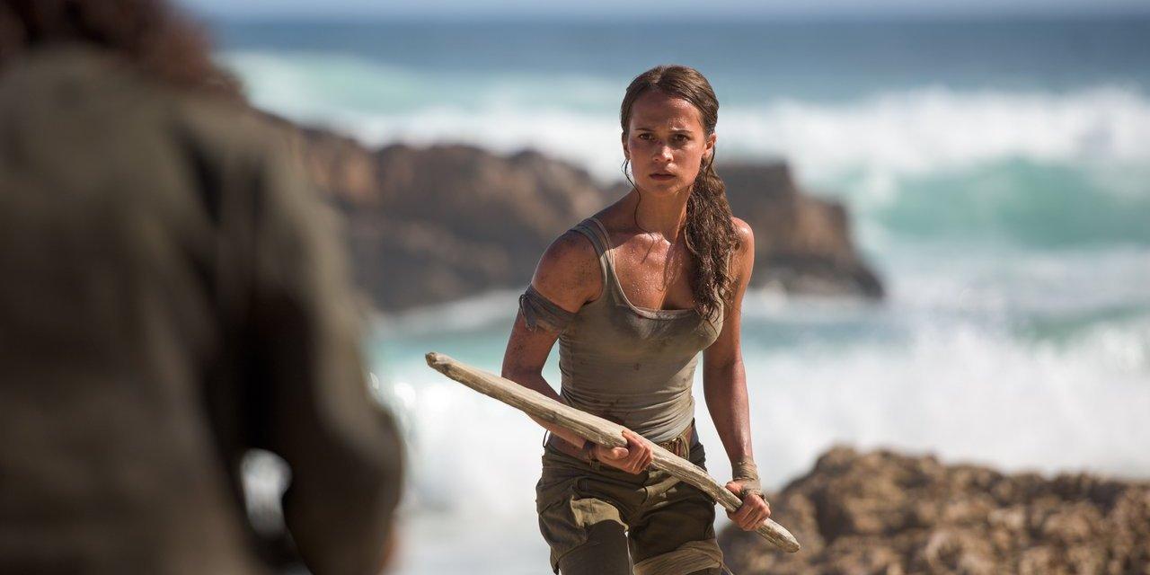 Latest Tomb Raider Reboot Photo Shows Focused Croft