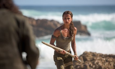 Latest Tomb Raider Reboot Photo Shows Focused Croft