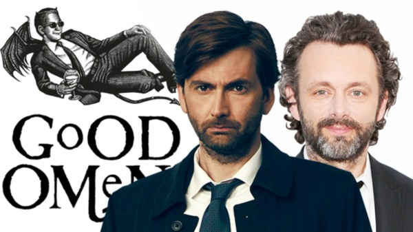 First Image from Good Omens | Geek Ireland