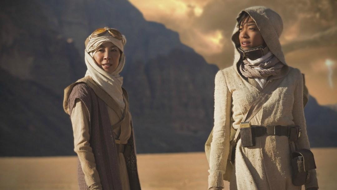 Star Trek Discovery Desert Planet