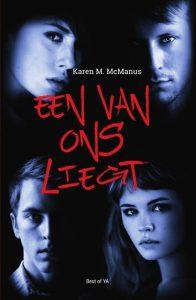 Recensie Een Van Ons Liegt spoilers wie is de dader wie vermoordde Simon?