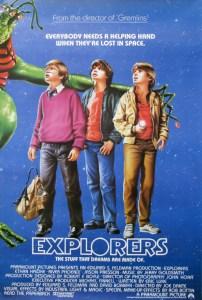 10 films om te kijken als je Stranger Things geweldig vindt: Explorers
