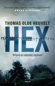 Boekrecensie: Hex - Thomas Olde Heuvelt