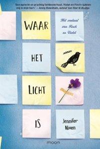 Boekrecensie: Waar Het Licht Is - Jennifer Niven