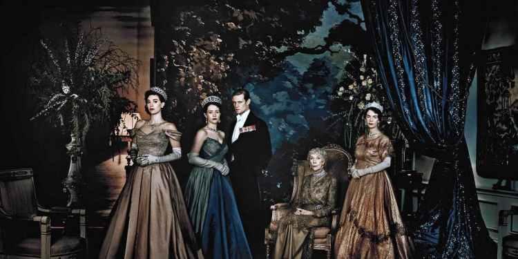 Top 10 beste Britse royals in film en TV the crown