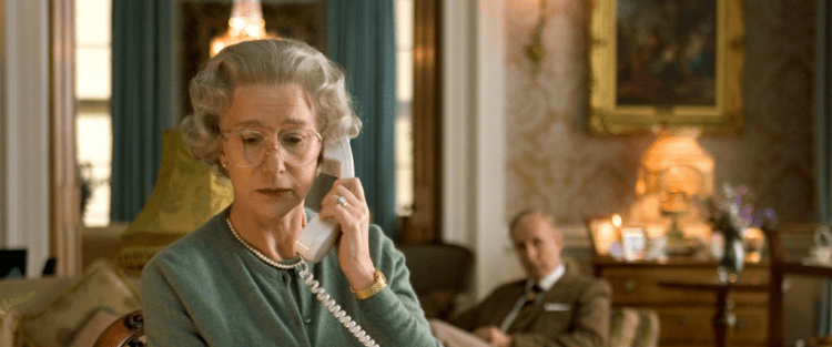 Top 10 beste Britse royals in film en TV the Queen