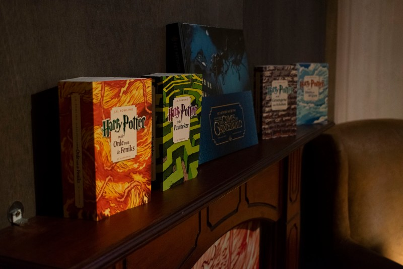 Fotoverslag: Harry Potter Pop-Up Store in Utrecht Hoog Catharijne