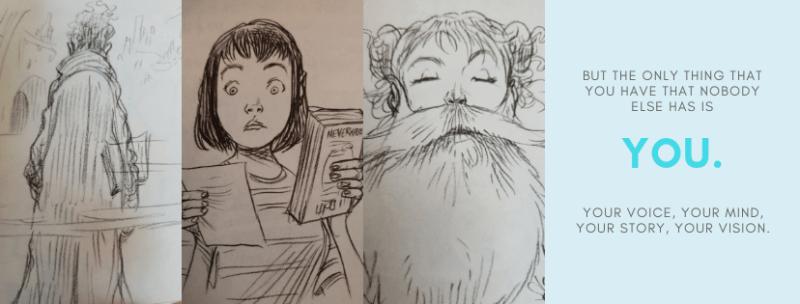 Recensie: Art Matters - Neil Gaiman & Chris Riddell