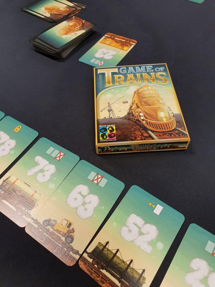 Spellenspektakel 2018: Game of Trains