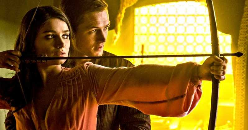 Recensie: Robin Hood (2018) is het net niet