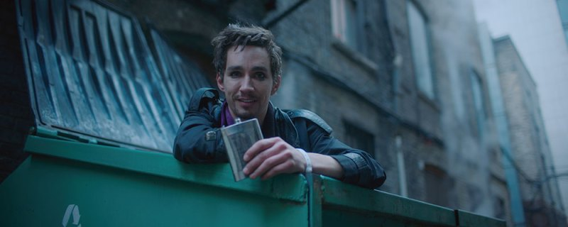 The Umbrella Academy is je nieuwe favoriete serie Klaus Hargreeves