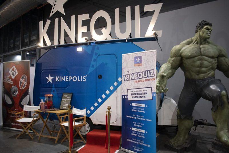 Dutch Comic Con 2019 Kinepolis quiz Kinequiz