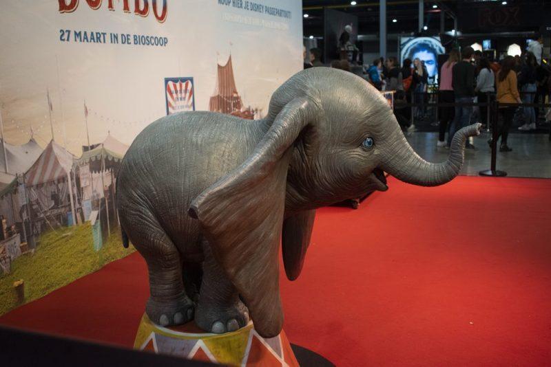 Dutch Comic Con Dumbo Disney