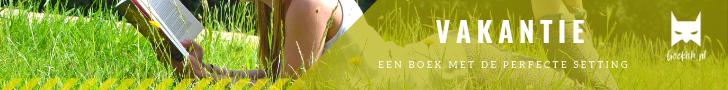 De grote zomer book tag van Geekish.nl