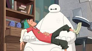 Big Hero 6 series.5