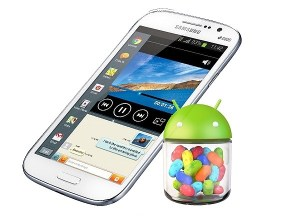 Android 4.2.2 Jelly Bean Update on the way for Samsung Galaxy Grand