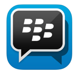 BlackBerry Messenger for iPhone is here Download it NOW!
