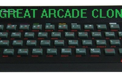 10 Great Arcade Clones For The ZX Spectrum