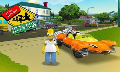 The Simpsons Hit & Run Has Been Remastered