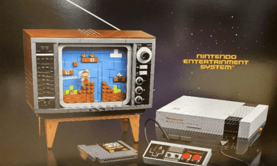 Nintendo Will Reportedly Release A $250 LEGO NES Console In August