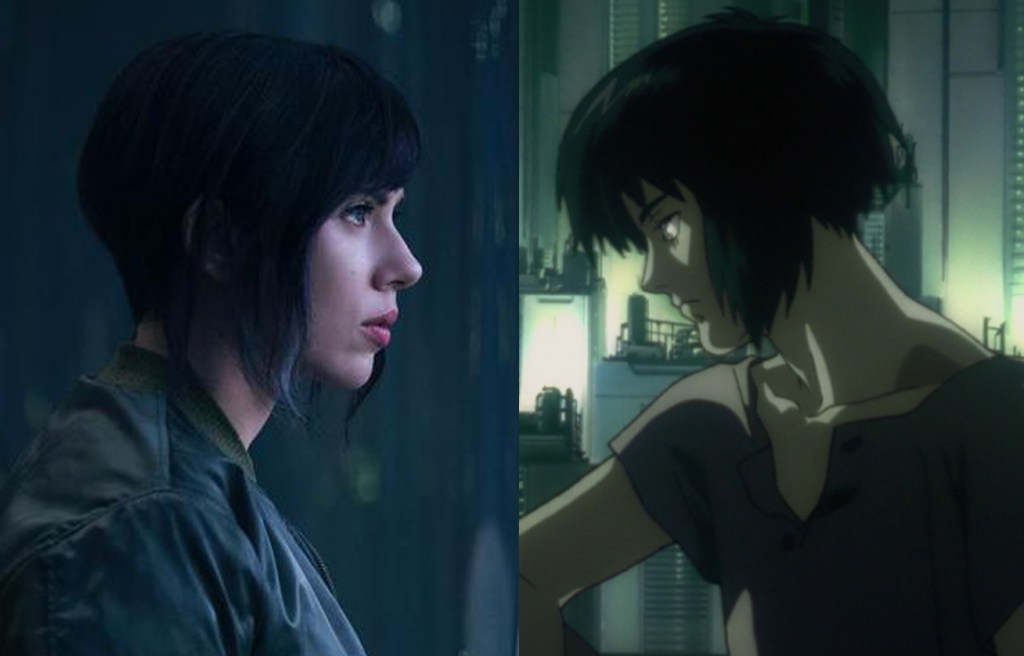 Ghost in the Shell Main Character