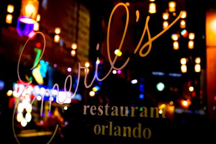 Emerils is the most upscale restaurant at CityWalk Image courtesy of Universal Orlando