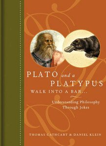 Plato & a Platypus Walk Into a Bar... © Harry N. Abrams