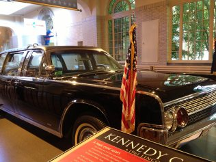 The Kennedy Limousine