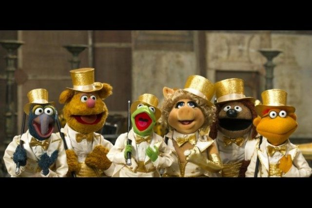 Still from Muppets: Most Wanted. Photo credit: Walt Disney Pictures.