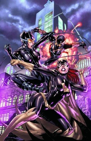 Batgirl Annual #1  Image: DC Comics