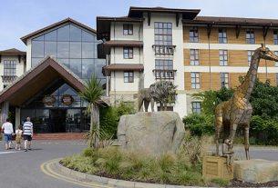 Azteca Hotel, Chessington World of Adventures © Merlin Resorts