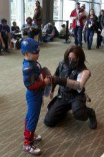 Cap vs. Winter Soldier