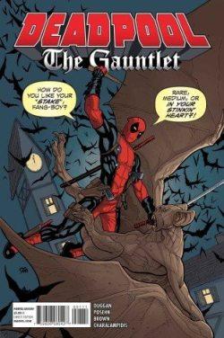 Deadpool: The Gauntlet #1  Image: Marvel