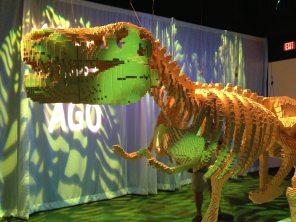 Dinosaur! Image: Dakster Sullivan