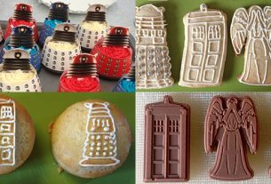My creations using the Doctor Who range from Lakeland