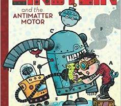 Frank Einstein and the Antimatter Motor  Image: Amazon