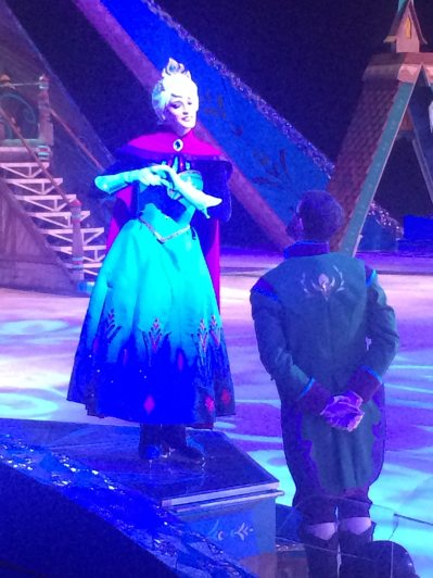 Queen Elsa Image: Dakster Sullivan