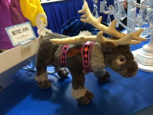 This was the cutest toy I saw all evening. Image: Dakster Sullivan