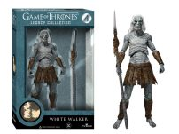 The White Walker Legacy Action Figure is 6.5 inches tall and comes with a spear. Image: Funko.