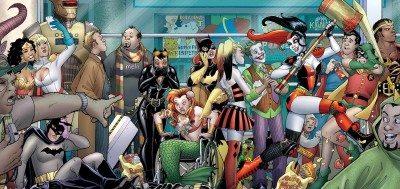 Harley Quinn Comic Con