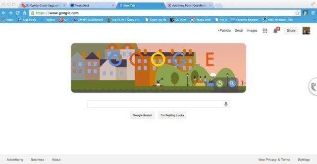 GoogleDoodleParachute