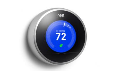 Household Second Generation Nest Thermostat, Image Nest
