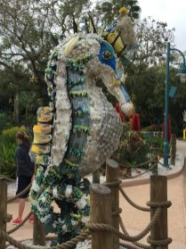 Recycled Seahorse Image: Dakster Sullivan