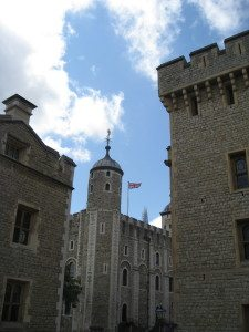The Tower of London. Photo credit: Fran Wilde.