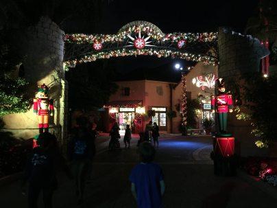 Holiday Village awaits. Image: Dakster Sullivan