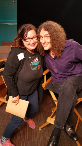 Interview with Weird Al Yankovic, Milo Murphy's Law