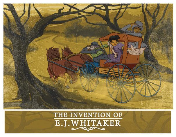 3 - The-Invention-of-EJ-Whitaker-Carriage-Art-EW-LOGO