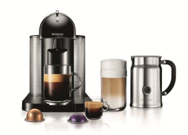 Nespresso Vertuo Line Coffee and Espresso Maker. Image: Nespresso